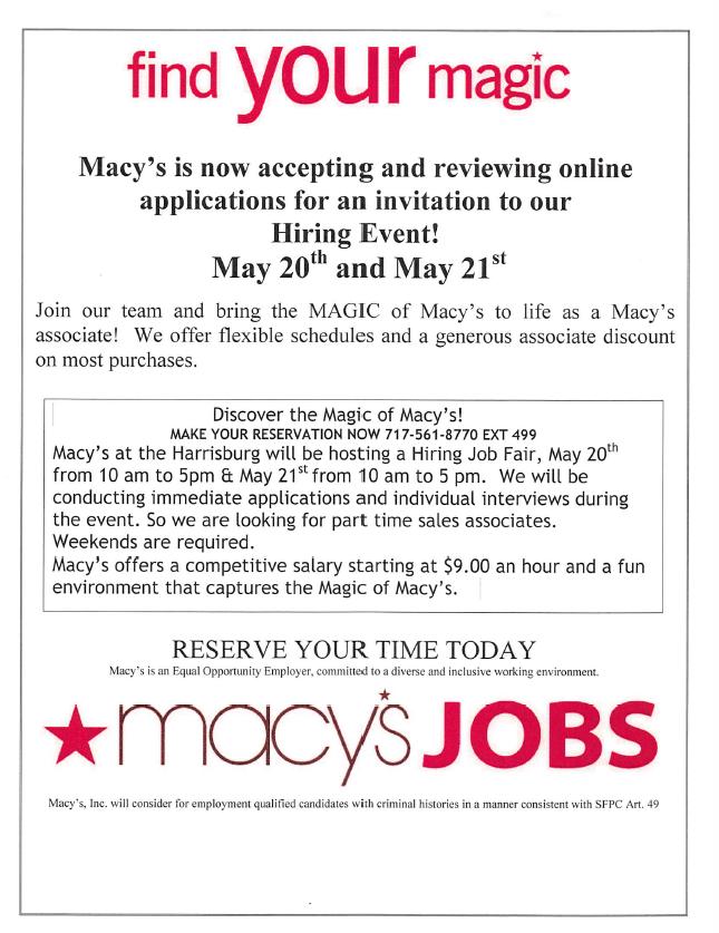 Macys Jobs Macys To Close Stores Cut Jobs Amid Weak Holiday