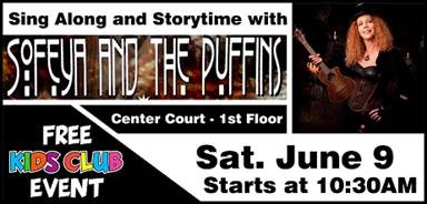 Sing Along and Story Time - Shop Harrisburg Mall