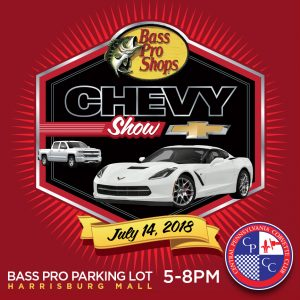 Bass Pro Shops Chevy Show - Shop Harrisburg Mall