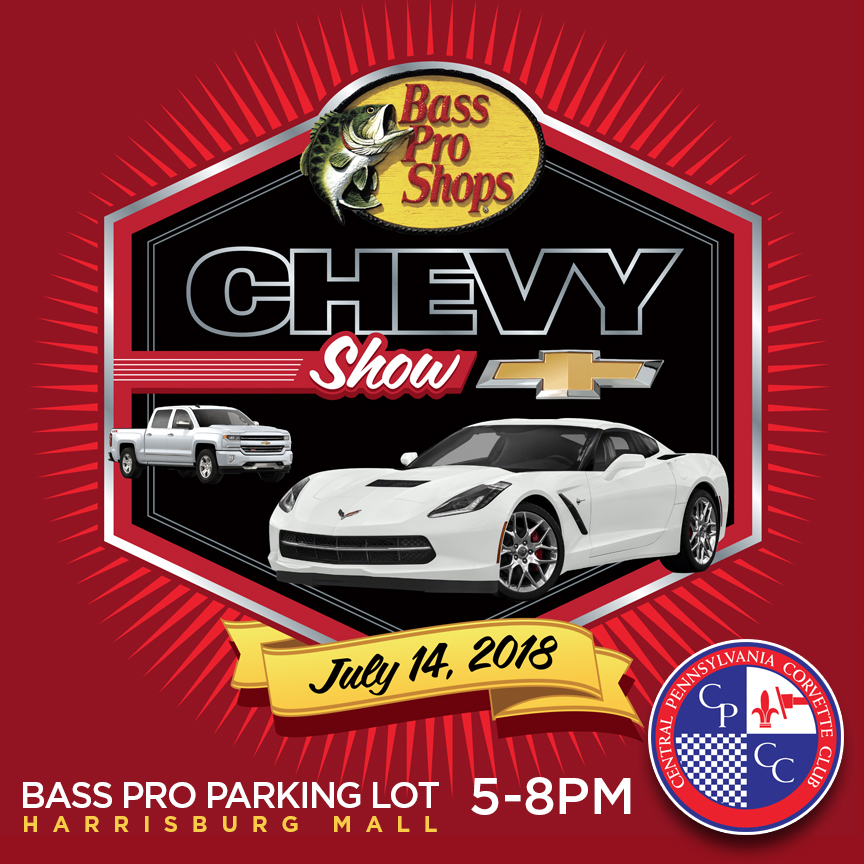 Bass Pro Shops Chevy Show Shop Harrisburg Mall - Bass pro car show